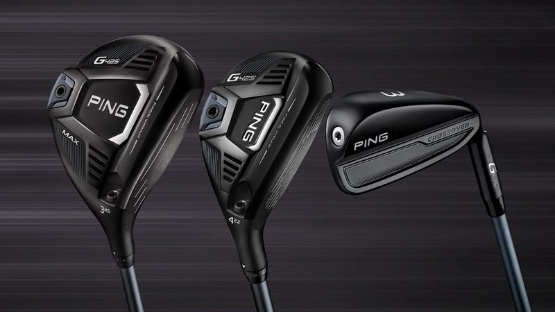 Ping G425 Fairways Hybrids Crossover
