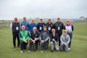 Callaway Kings of Distance Orange Team