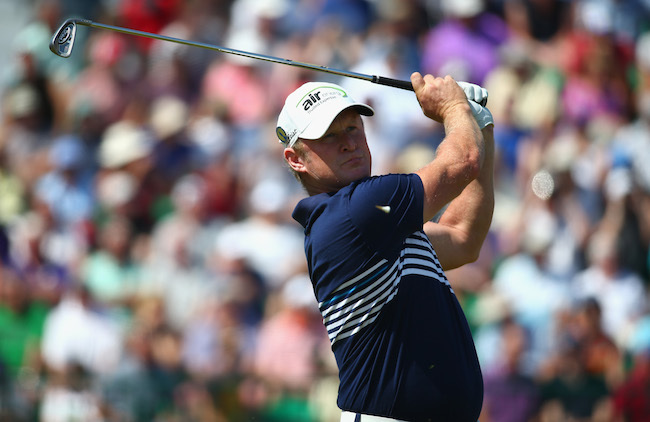 143rd Open Championship - Round One