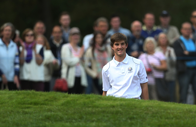 The 2014 Junior Ryder Cup - Day 1
