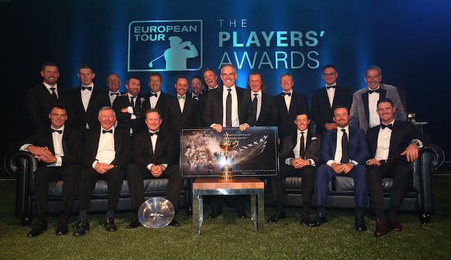 The European Tour Players' Awards