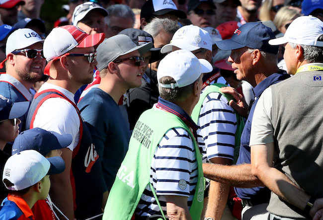 2016 Ryder Cup - Afternoon Fourball Matches