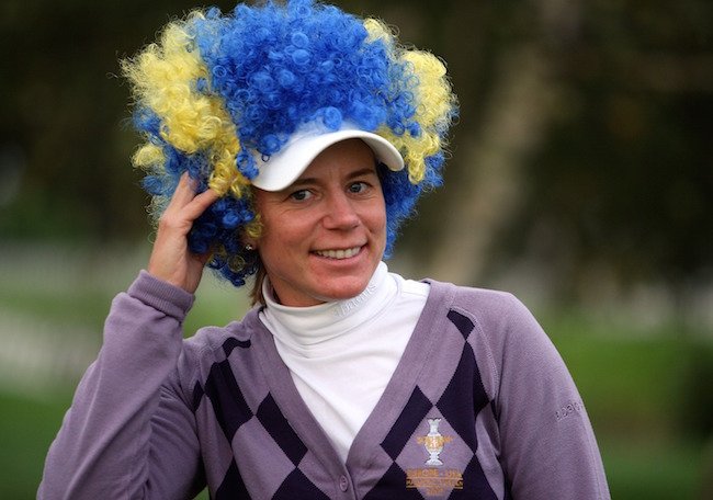 The Solheim Cup 2007 - Day 3