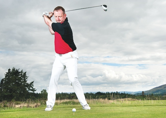 Backswing A