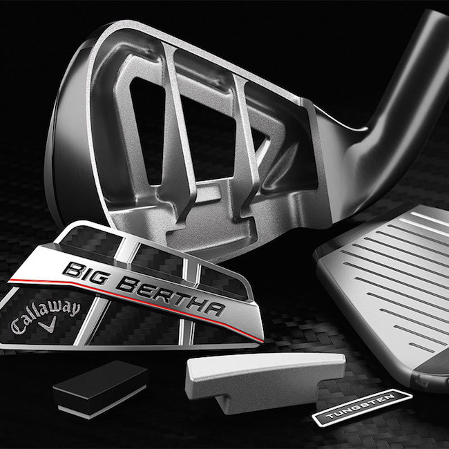 Big Bertha OS irons 2