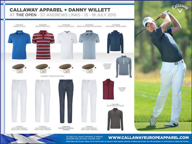Danny Willett - The Open