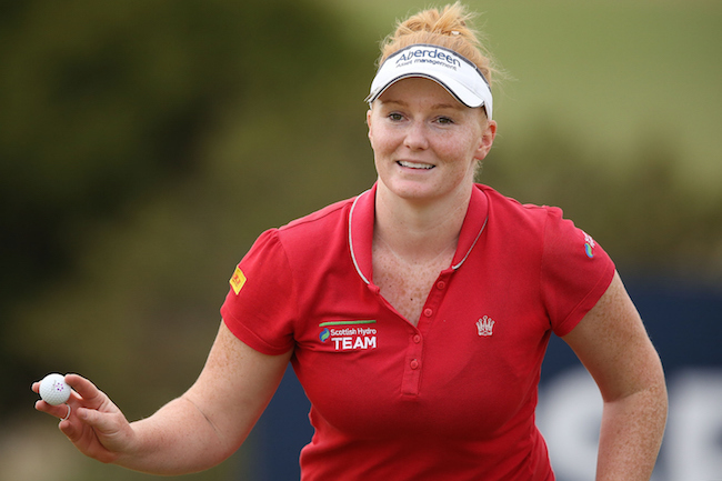 LPGA Australian Open - Day 4