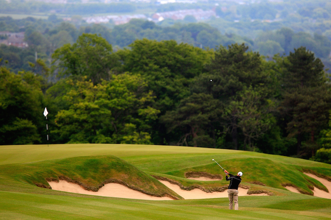 ISPS Handa PGA Seniors Championship - Day Three