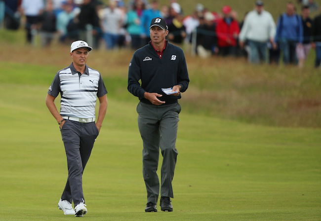 Aberdeen Asset Management Scottish Open - Day Three
