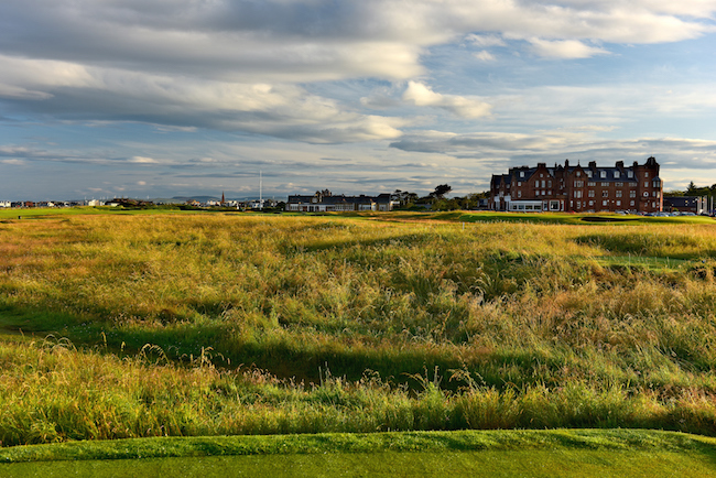 General Views Royal Troon Golf Club