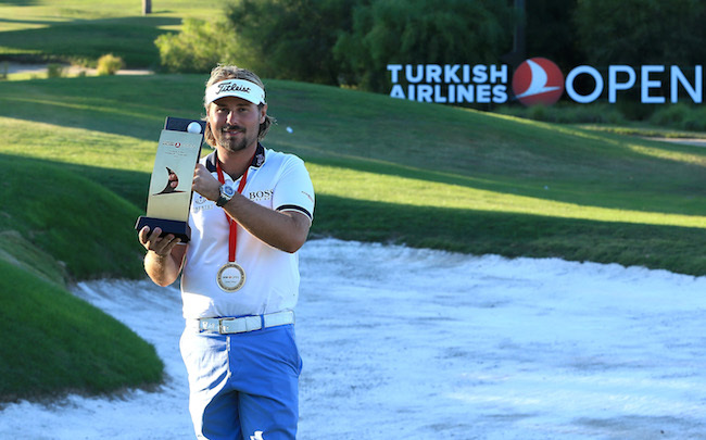 Turkish Airlines Open - Day Four
