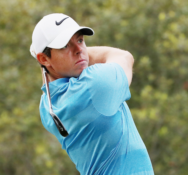 World Golf Championships-Dell Match Play - Round Six