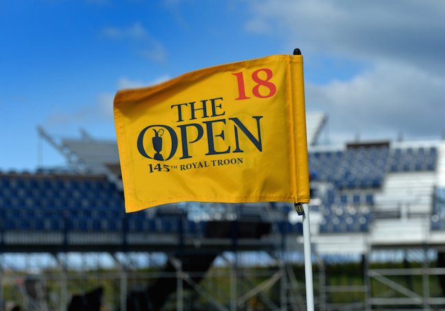 Open Championship Media Day