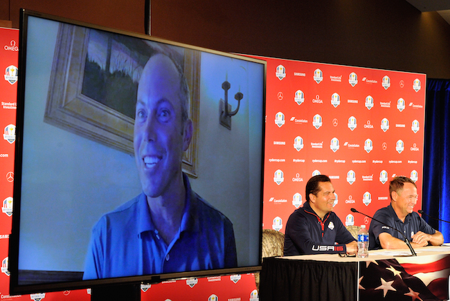 Ryder Cup Team USA Captain's Picks Press Conference