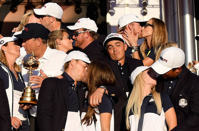 2016 Ryder Cup - Closing Ceremony