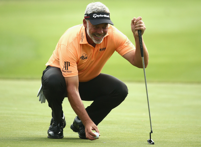 Joburg Open - Day Two
