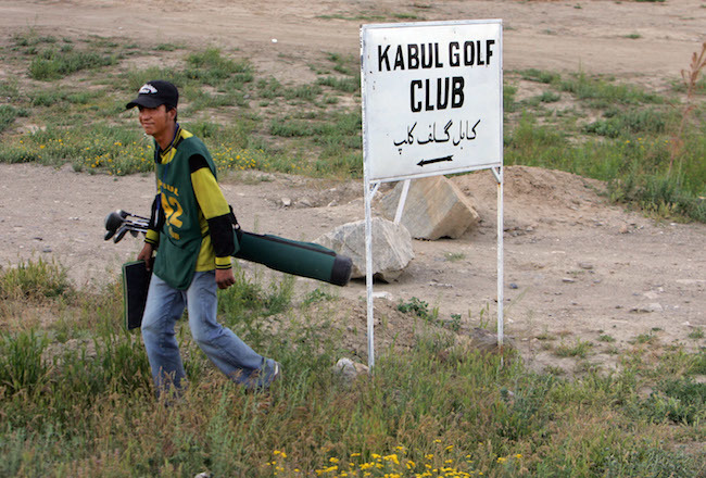 AFG: The One and Only Golf Course in Afghanistan, Kabul Golf Club