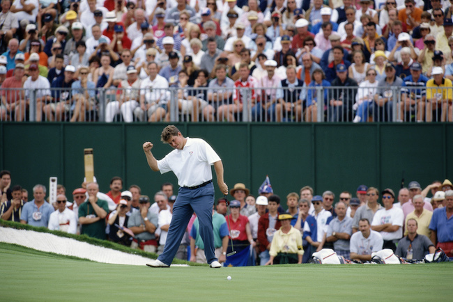 32nd Ryder Cup Matches 1997