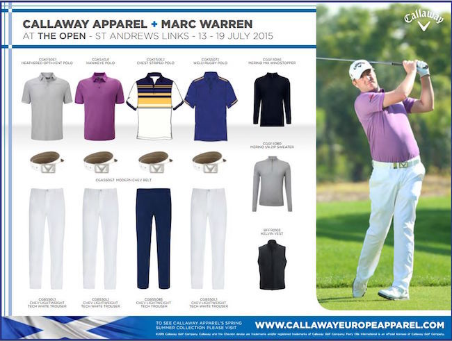 Marc Warren - The Open