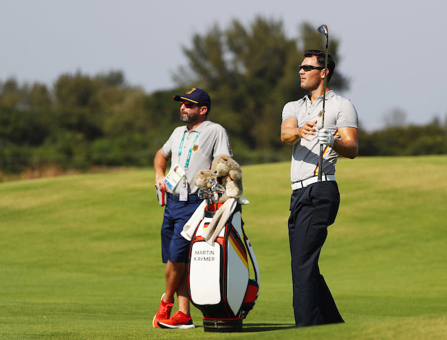 Golf Previews - Olympics: Day 2