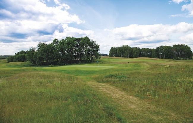 Mazury Golf & Country Club.