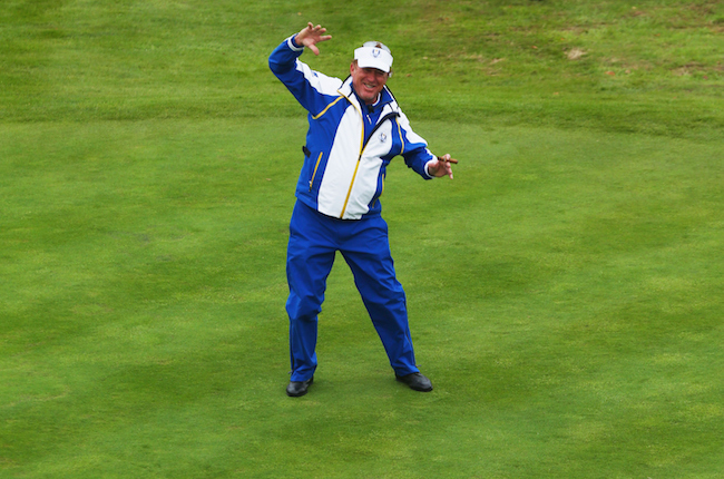 Singles Matches - 2014 Ryder Cup