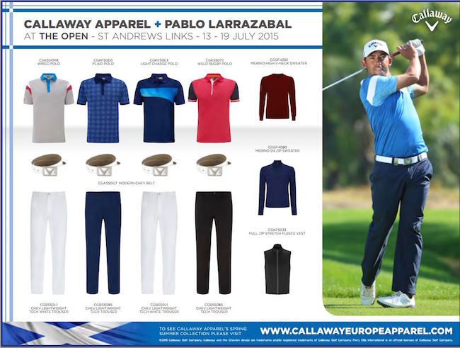 Pablo Larrazabal - The Open