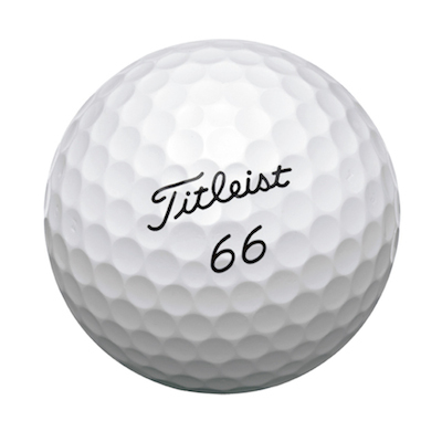 Titleist Pro V1 Limited Edition U.S. Open #66 ball