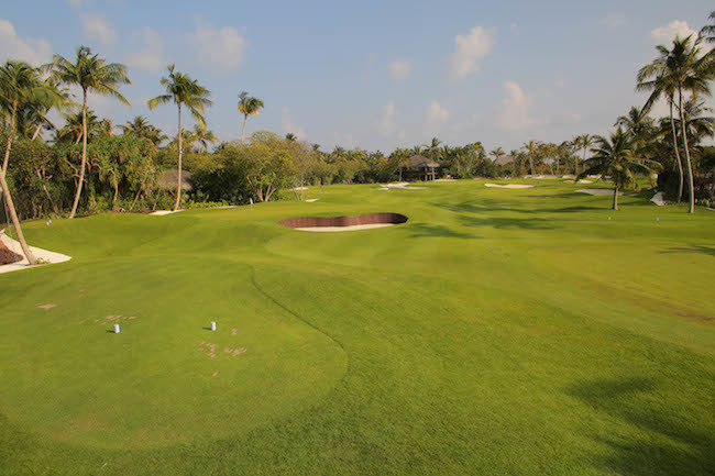 Velaa Private Island Golf Academy