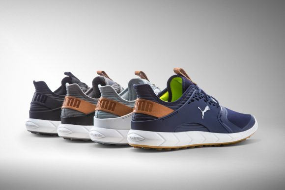 Puma Golf unveils 2018 spikeless footwear collection