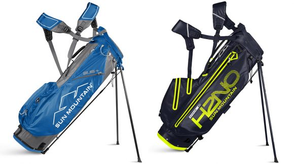 Sun Mountain introduces biggest ever bag range
