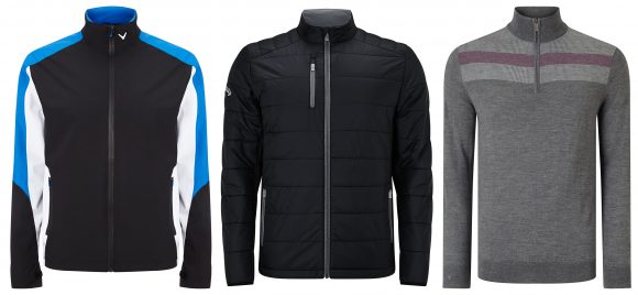 Callaway Apparel's stylish winter gear