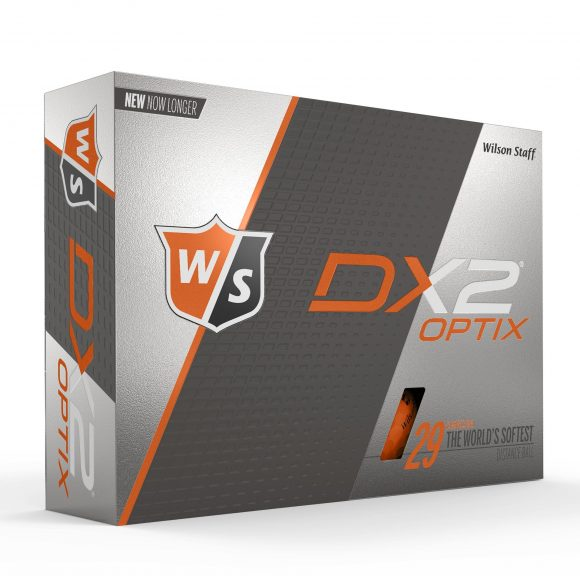 Wilson launches matte finished coloured DX2 balls
