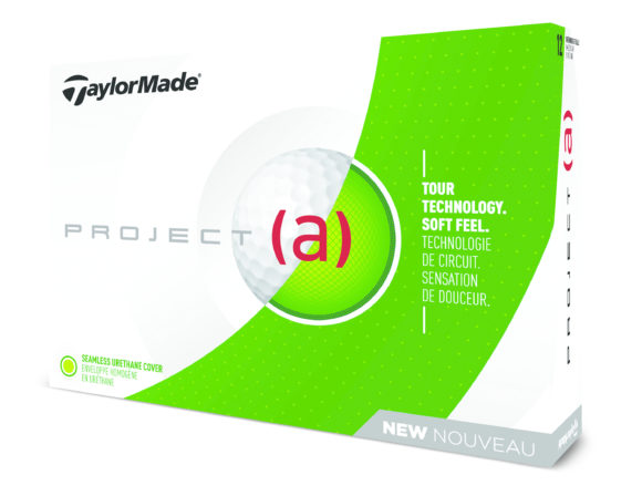 TaylorMade Project (a) & Project (s) balls