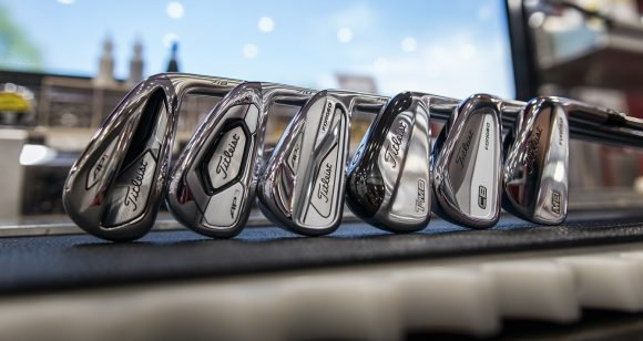 Titleist introduce new 718 iron lineup