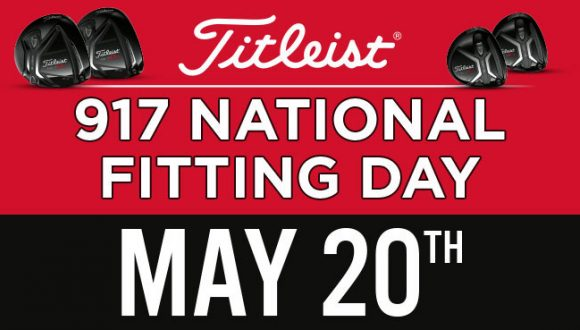 Titleist launch 917 National Fitting Day