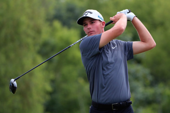 Aaron Wise: AT&T Byron Nelson