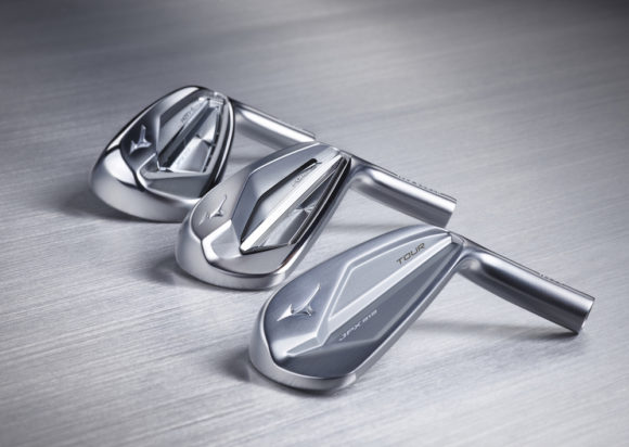 Unlock your potential with the new Mizuno JPX919 irons