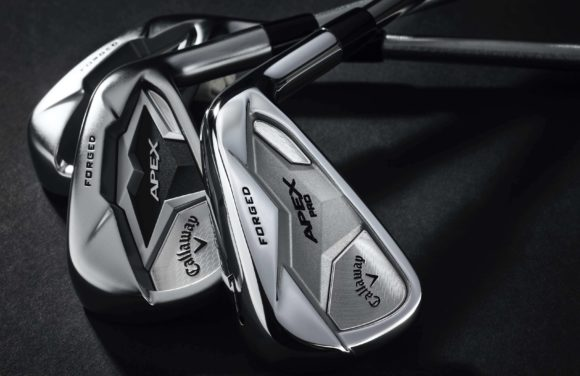 Callaway Apex 19 irons - FIRST LOOK!