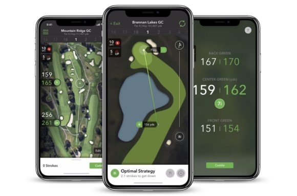 Arccos Golf launches pioneering Caddie 2.0