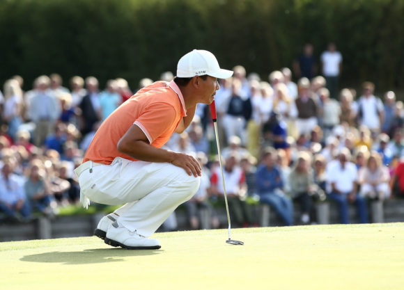 This putter played a BIG part in Ashun Wu's KLM Open win