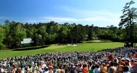 Augusta National 11Th Green