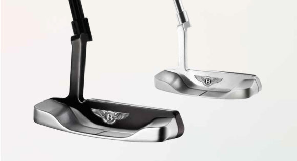 Feast your eyes on this incredible putter... from car giant Bentley!
