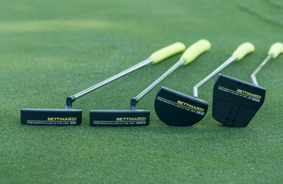 Bettinardi reveals 2018 putters range