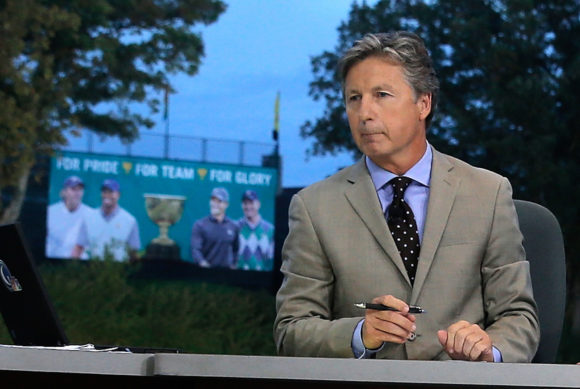 Brandel Chamblee At Work