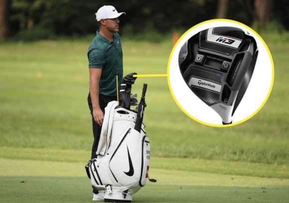 WITB: A look at the clubs that won the US PGA for Brooks Koepka