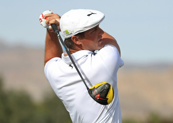 Bryson DeChambeau wins with new Cobra KING F9 Speedback driver