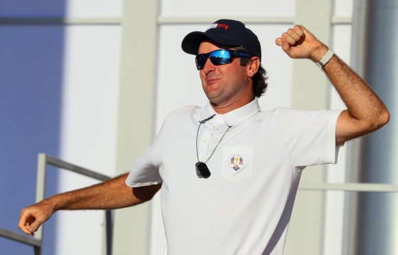 Bubba Watson Ryder Cup 2016