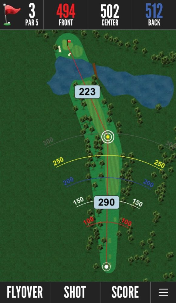 Bushnell Golf Mobile App 2 1