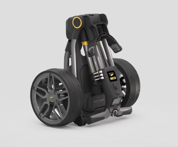 Why the PowaKaddy Compact C2i is every car owner's dream